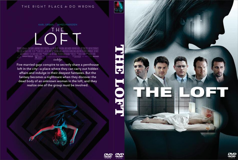 the loft dvd cover