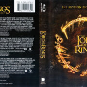 The Lord of the Rings: The Motion Picture Trilogy (2010) Blu-Ray