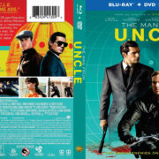 The Man from U.N.C.L.E. (2015) R1 Blu-Ray DVD Cover