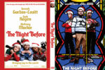 The Night Before (2015) Custom DVD Cover