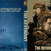 The Revenant (2015) Custom DVD Cover