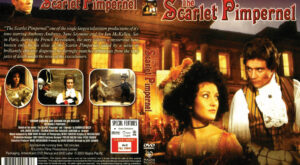 The Scarlet Pimpernel dvd cover