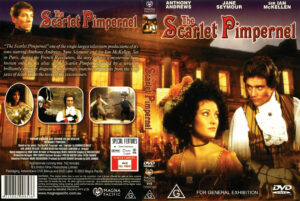The Scarlet Pimpernel dvd cover