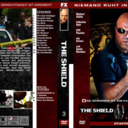 The Shield – Staffel 3 (2004) R2 german custom