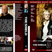 The Shield – Staffel 4 (2005) R2 german custom