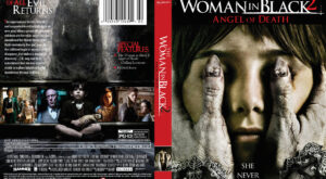 Woman in Black 2: Angel of Death dvd cover