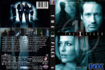 The X-Files: Season 10 (2016) R1 Custom DVD Cover