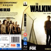 The Walking Dead Season 4 (2014) R2 Blu-Ray