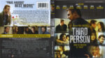 Third Person (2014) R1 Blu-Ray