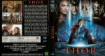 THOR 3D Blu-Ray DVD Cover German (2011)
