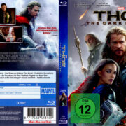 Thor: The Dark Kingdom (2013) Blu-Ray German