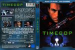 Timecop (Jean-Claude Van Damme Collection) (1994) R2 German