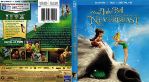 Tinker Bell And The Legend Of The Neverbeast - Cover