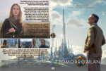 Tomorrowland (2015) R0 Custom Cover & Label