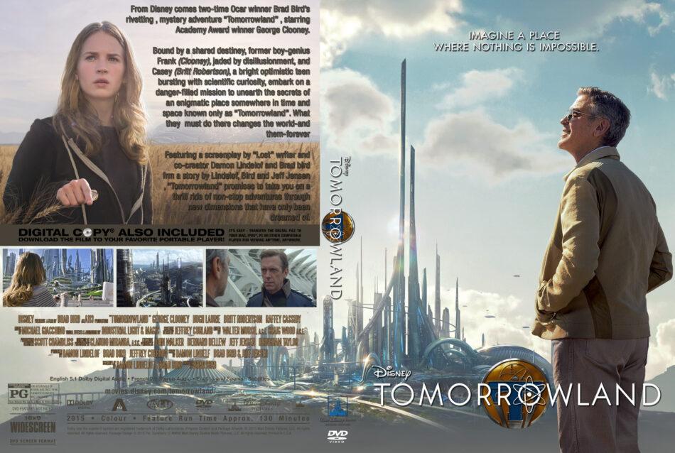 Tomorrowland Custom Cover