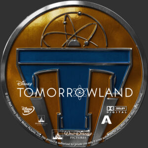 Tomorrowland Custom Label