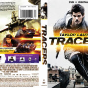 Tracers (2015) R1 DVD Cover
