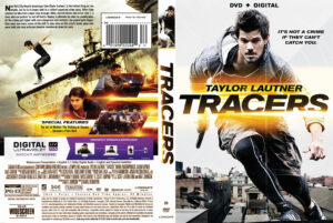 Tracers dvd cover