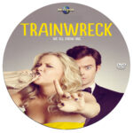 Trainwreck (2015) R0 Custom Label