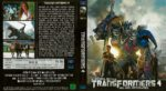 Transformers 4: Ära des Untergangs 3D Blu-Ray German (2014)