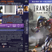 Transformers – Age Of Extinction 3D (2014) Blu-Ray