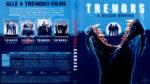 Tremors Collection (1989-2003) Blu-Ray German