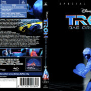 Tron (1982) R2 Blu-Ray German