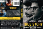 True Story (2015) R1 DVD Cover