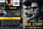 True Story (2015) R1 DVD Cover