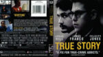 True Story (2015) R1 Blu-Ray DVD Cover
