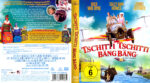 Tschitti Tschitti Bäng Bäng (1968) R2 Blu-Ray German