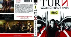 Turn: Washington's Spies - Season 1 dvd cover