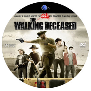 the walking deceased dvd cover
