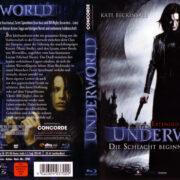 Underworld (2003) Blu-ray German