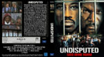 Undisputed (2002) Blu-Ray Custom DVD Cover (german)