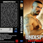 Undisputed 2 (2006) R2 Custom Blu-Ray German DVD Cover