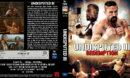 Undisputed 3 (2010) R2 Custom Blu-Ray DVD Cover (German)