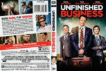 Unfinished Business (2015) R1 DVD Cover