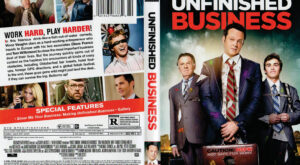 Unfinished Business dvd cover