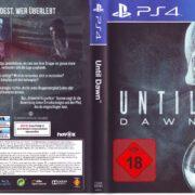 Until Dawn (2015) PS4 PAL GERMAN