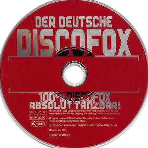 V.A. - Der Deutsche Discofox - CD