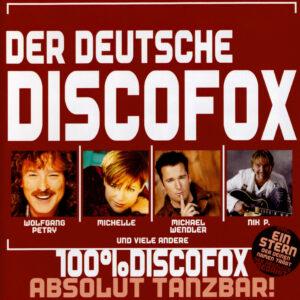 V.A. - Der Deutsche Discofox - Front