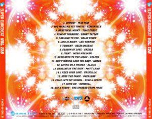 V.A. - Super Eurobeat Vol.126 - Back