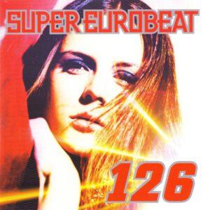V.A. - Super Eurobeat Vol.126 - Front
