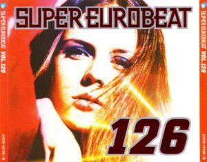 V.A. - Super Eurobeat Vol.126 - Inlay