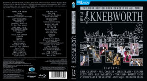V.A. - The Best British Rock Concert Of All Time - Live At Knebworth - Cover