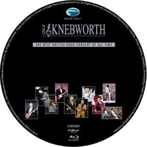 V.A. - The Best British Rock Concert Of All Time - Live At Knebworth - DVD