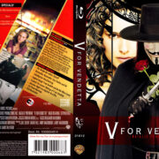 V wie Vendetta (2005) Blu-Ray German