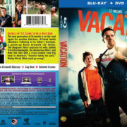 Vacation (2015) R1 Blu-Ray DVD Cover