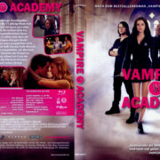 Vampire Academy (2014) Blu-Ray German